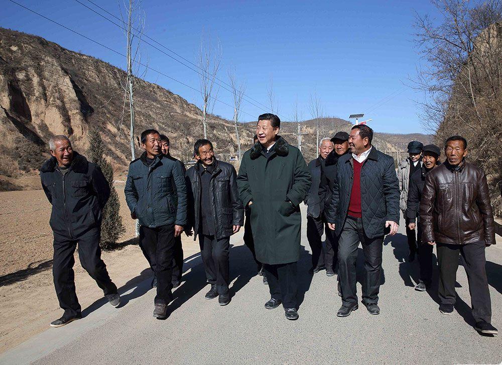 Liangjiahe: Lifelong friends in a place that feels like home