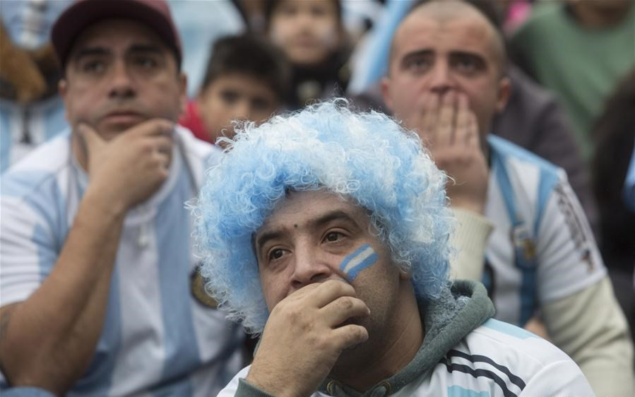 In pics: 2018 FIFA World Cup fans