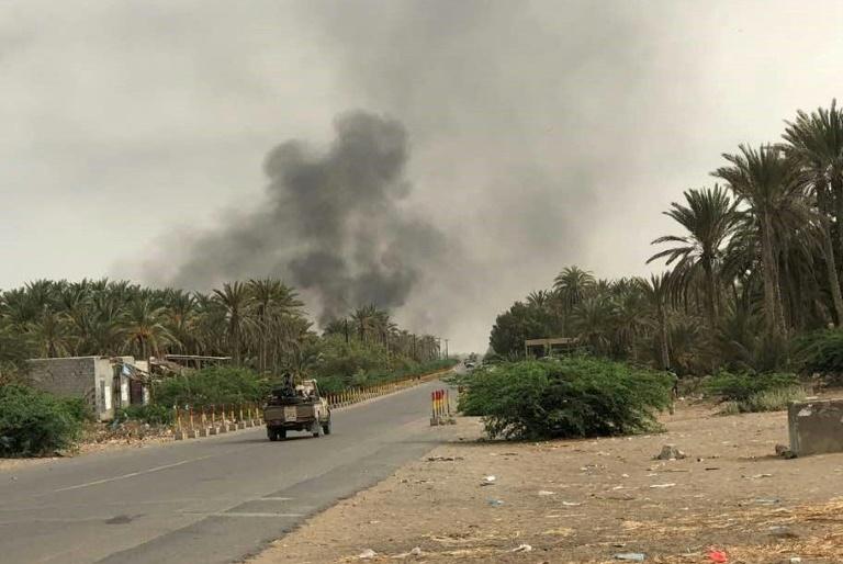 Assault on Yemen's Hodeida halted as UN pursues talks