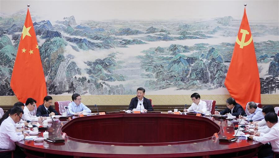 Xi tells Chinese youth to dare to dream
