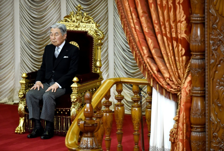 Japan emperor being treated for brain condition: palace