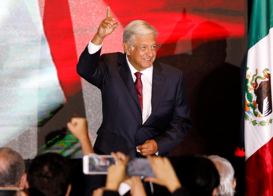 Mexico's President-elect López Obrador achieves lifelong goal