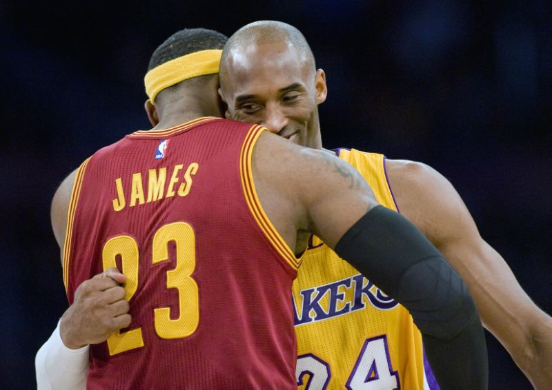 LeBron's arrival transforms Lakers back into glamour show