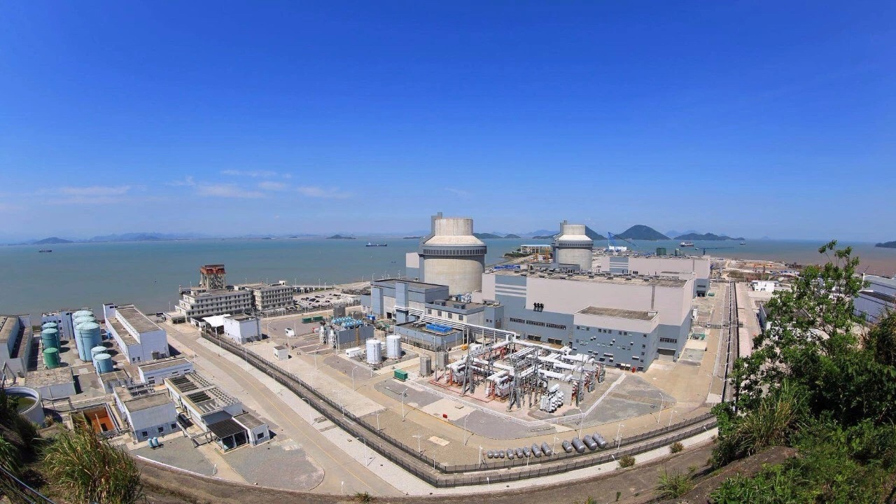 World's first AP1000 reactor successfully synchronizes to grid