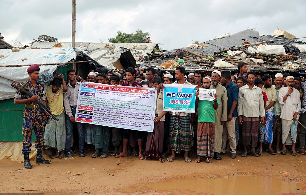 China's proposals drive Rohingya crisis solution