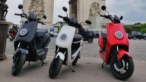 Niu will debut electric scooters in Europe