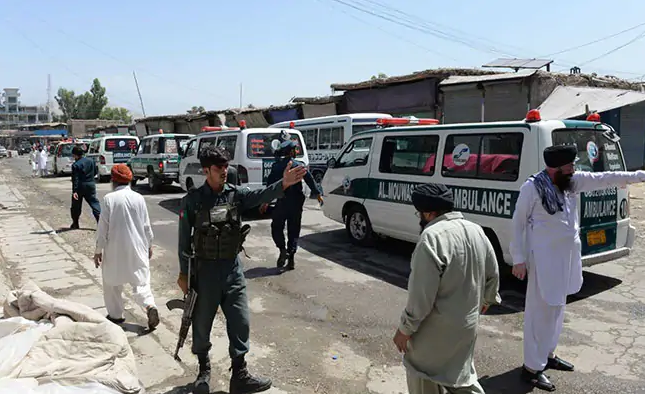 UN chief condemns attack in eastern Afghanistan