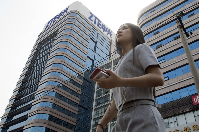 US eases some restrictions on ZTE until August 1