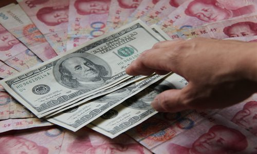 Recent depreciation of Chinese currency a result of market forces