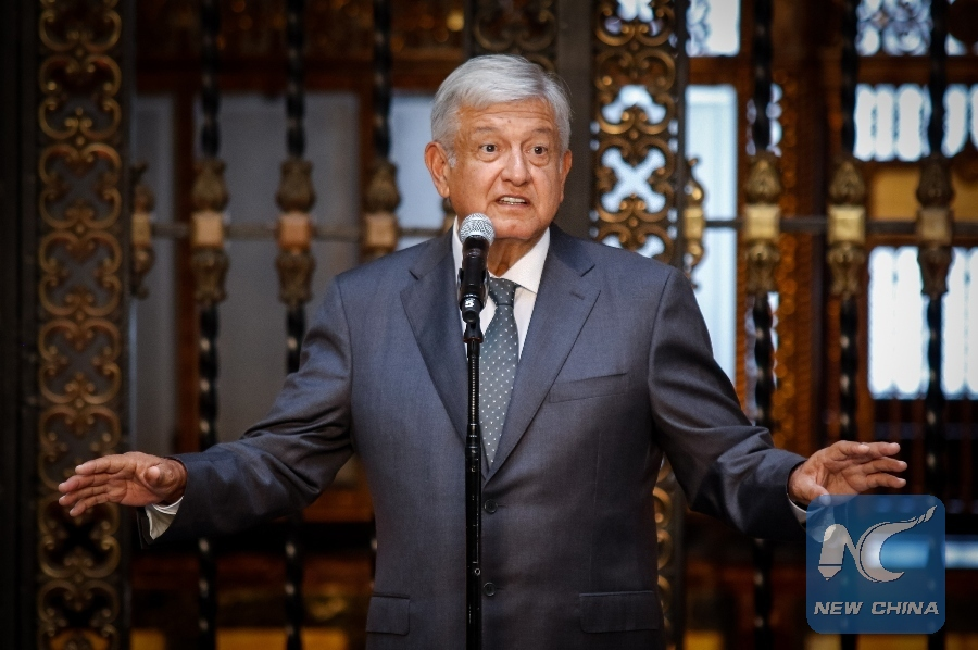Pompeo to meet Lopez Obrador in Mexico after Trump call