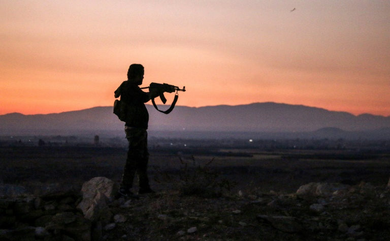 Syria rebels say talks with Russia 'fail' over the south