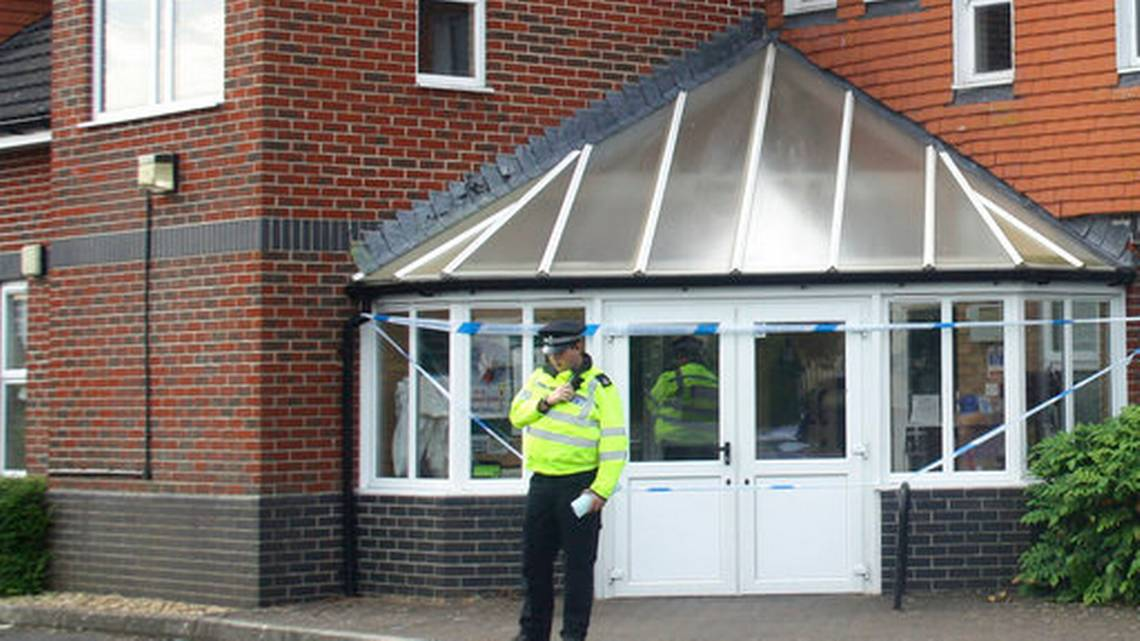 Wiltshire couple remain in critical condition from suspected poisoning