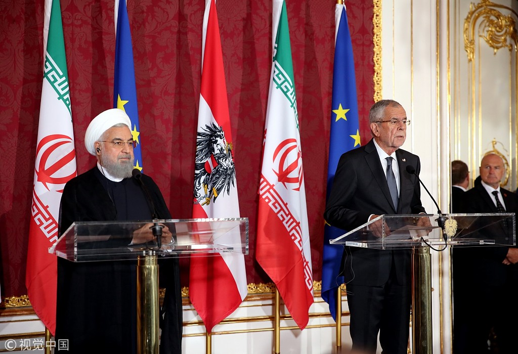 Iran seeks incentives to save accord
