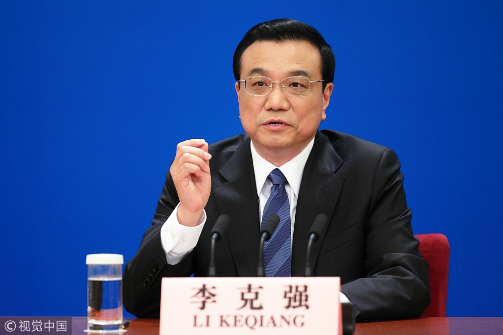 Chinese premier leaves Beijing for Bulgaria, Germany visits