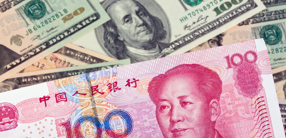 Chinese yuan weakens to 6.6595 against US dollar on Wednesday