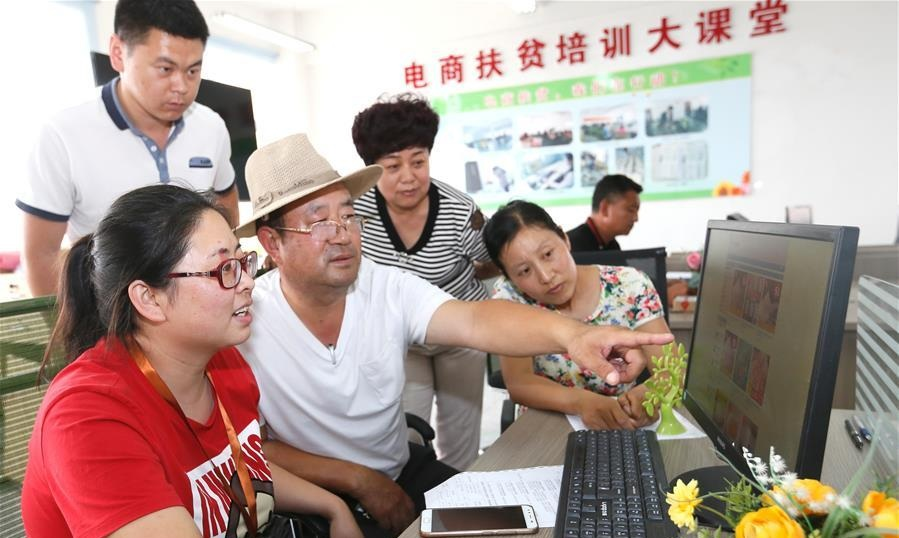 Technician squads help poverty-stricken families in China's Shandong