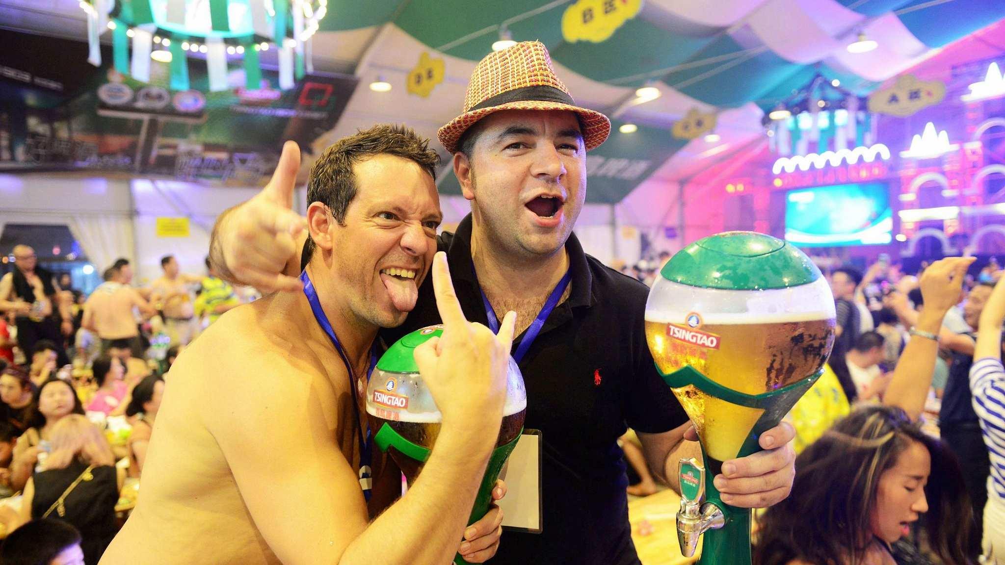 Qingdao to host annual international beer festival: Asia's Oktoberfest