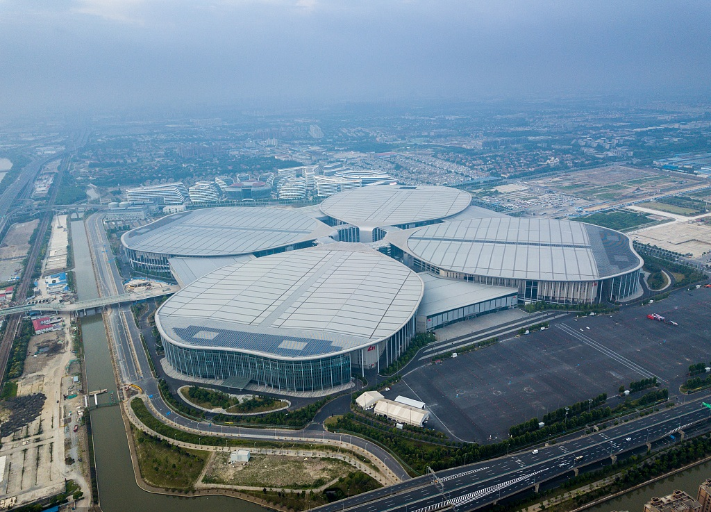Import expo's official website welcomes professional visitors to register