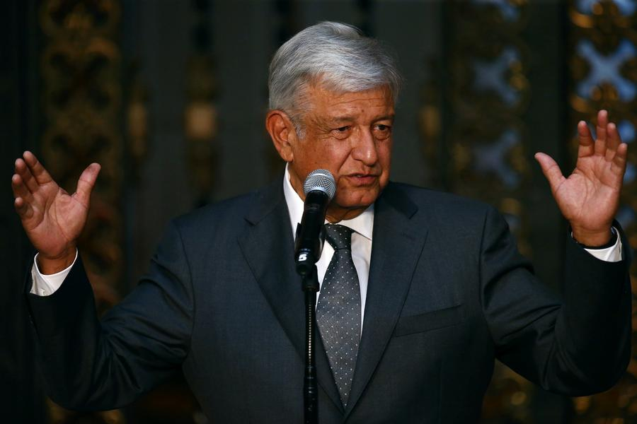 Mexico's president-elect says to invite Trump to inauguration