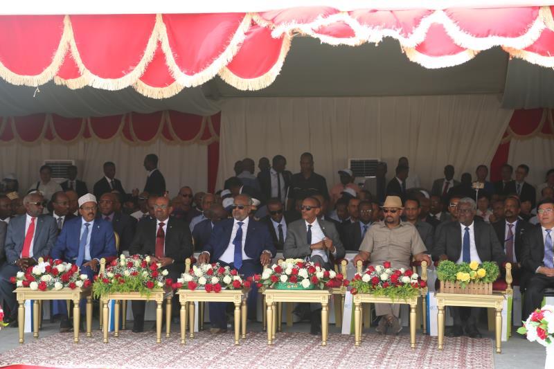 Djibouti launches China-built free trade zone