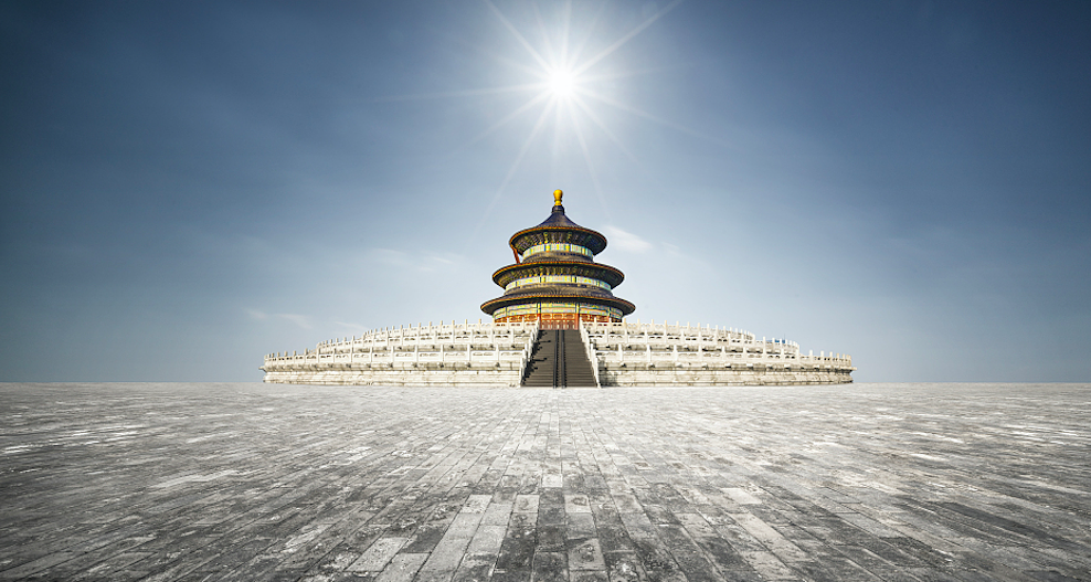 Temple of Heaven to expand open area