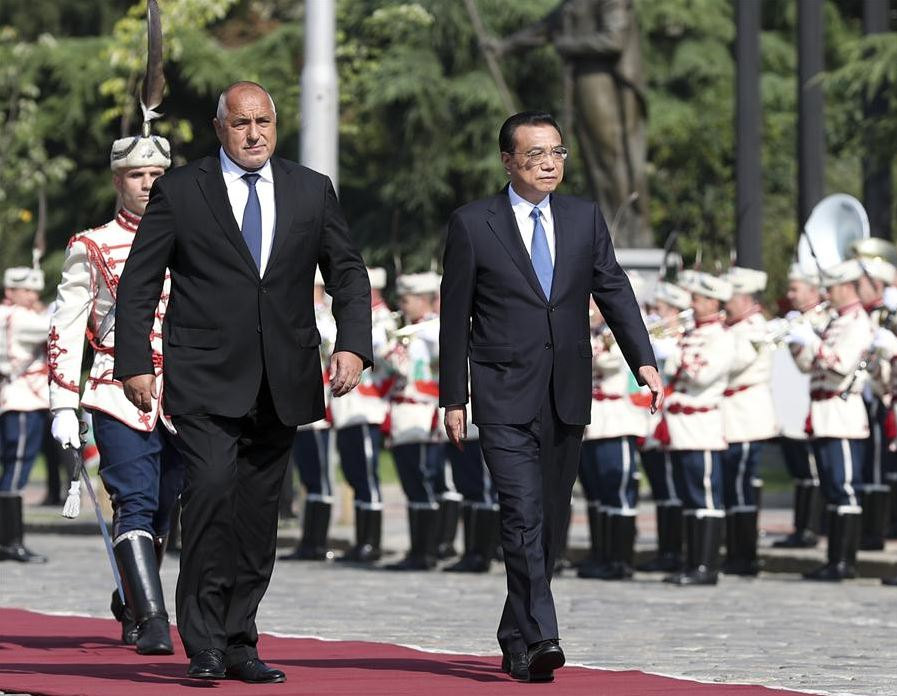 China, Bulgaria pledge to propel bilateral ties to new level