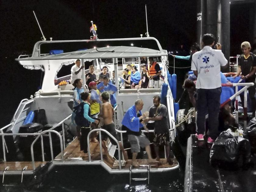 41 dead, 15 missing for in Thai tourist boat capsize: authorities