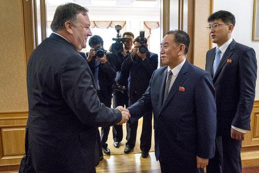 Pompeo lauds progress in N. Korea visit, but Pyongyang says talks 'regrettable'