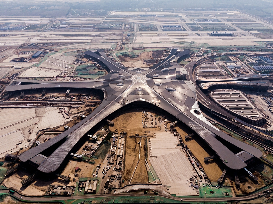 Beijing to open new airport on Sept. 30 next year