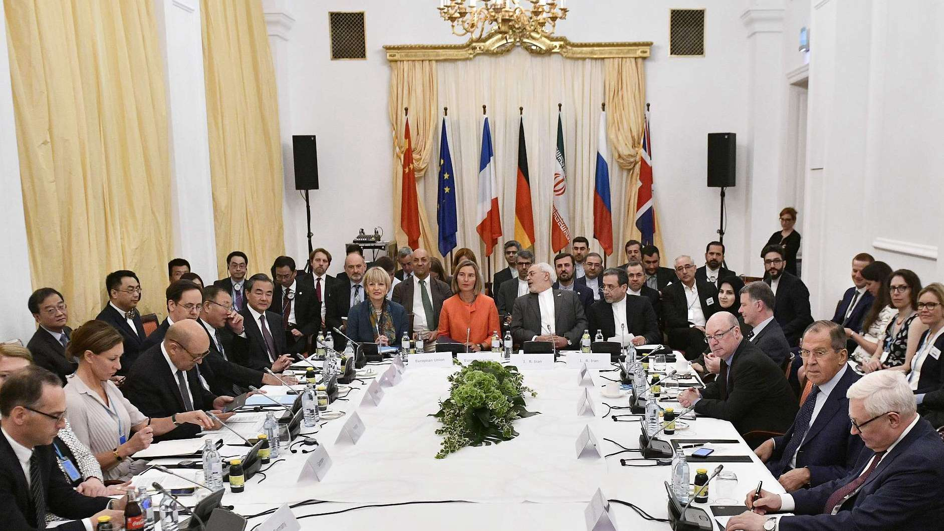 World powers try to salvage the Iran nuclear deal