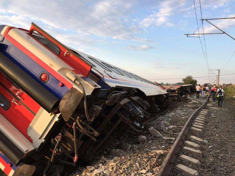 Death toll rises to 24 in Turkey train derailment: deputy PM