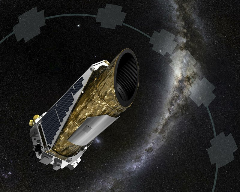 NASA's Kepler Telescope almost out of fuel, forced to nap