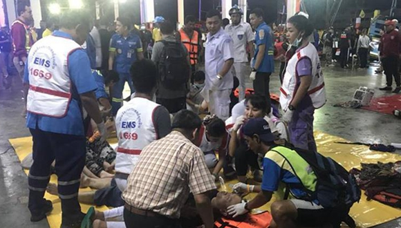 More than 100 Chinese tourists cancel Phuket island tour after boat accident