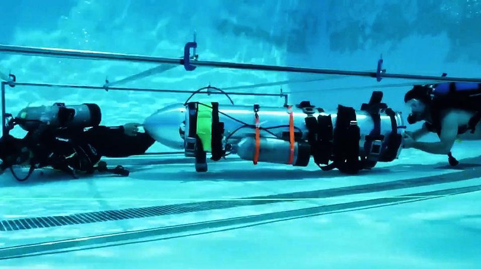 Elon Musk built a mini-submarine to assist Thai soccer team rescue