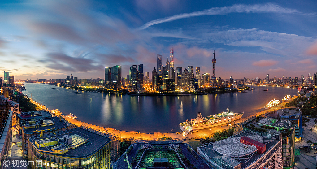 Shanghai jumps to 4th largest shipping center: index