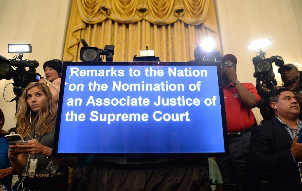 Trump picks Kavanaugh for Supreme Court
