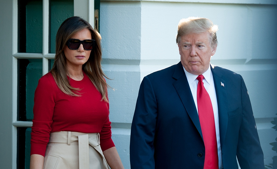 Trump heads to NATO summit amid tensions