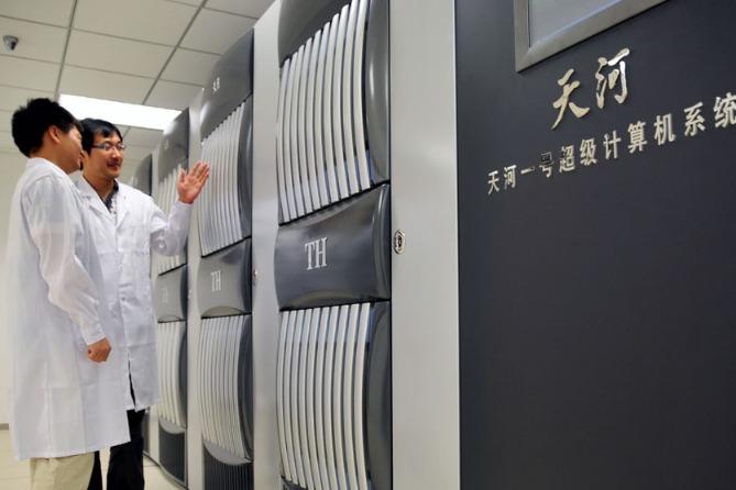 China breaks into top 20 innovative economies