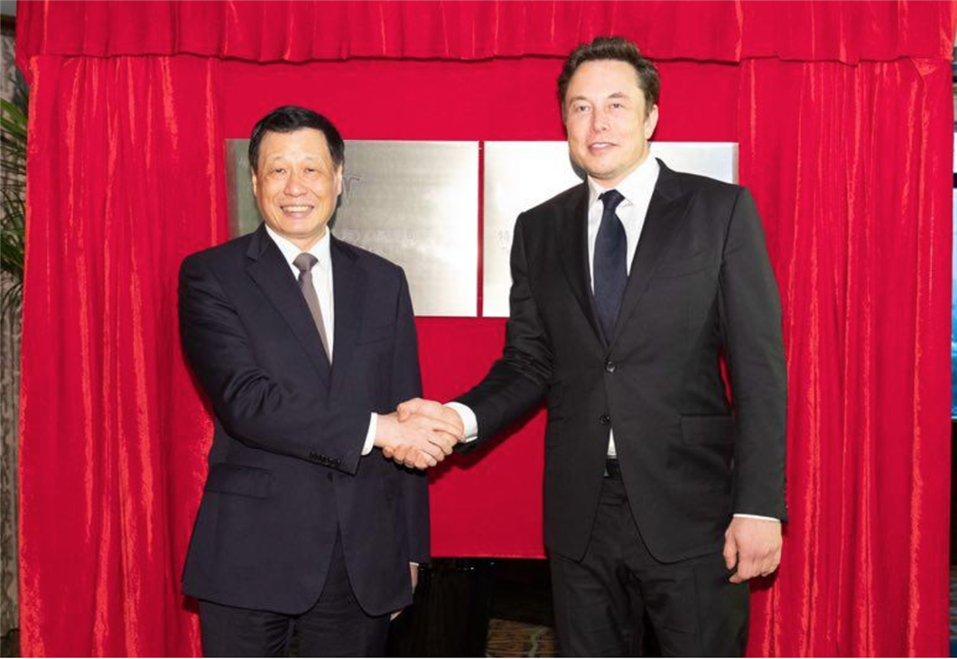 Tesla to build first overseas plant in Shanghai
