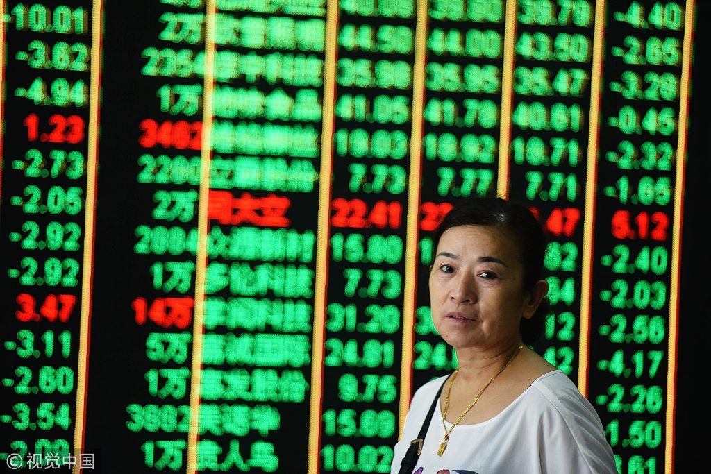 Chinese shares retreat Wednesday morning