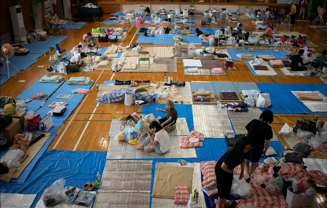 Death toll reaches 176 in rain-deluged western Japan, thousands still without water supply