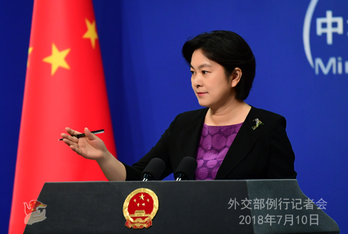 Senior Chinese official to address World Peace Forum