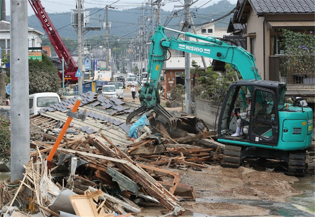 Japan rains disaster toll rises to 199: government