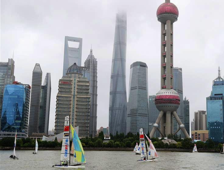 Shanghai celebrates National Maritime Day