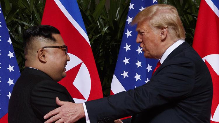 Trump releases letter from Kim Jong-un in his tweet