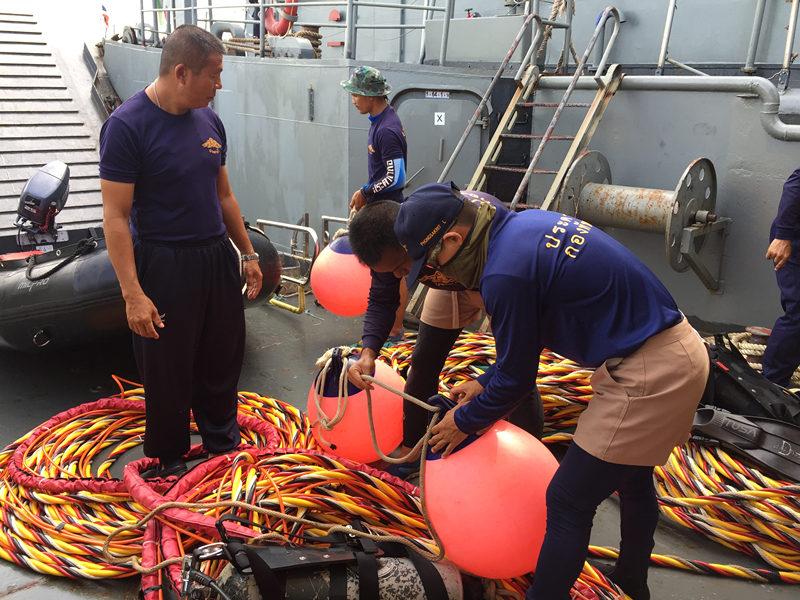 Rescue squad to retrieve the last body of Phuket's boat tragedy: Thai Navy