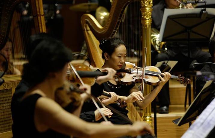 Beijing Concert Hall launches summer program