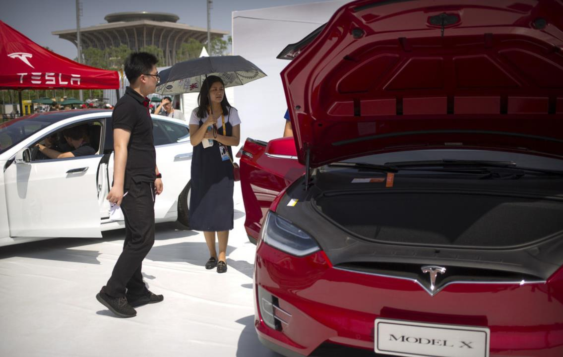 Tesla to expand its Beijing sci-tech innovation center