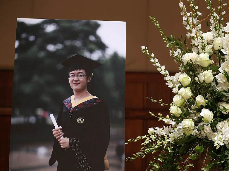 Two more defendants sentenced in beating to death of USC Chinese student