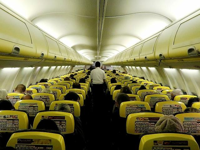 Ryanair flight makes emergency landing in Germany